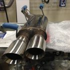 2013 Shelby Gt500 Magnaflow Axle Back