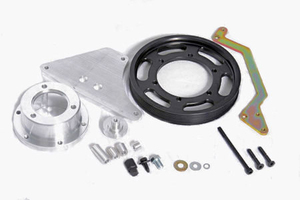 Mustang Cobra 2003-04  Lower Crank Pulley Kit