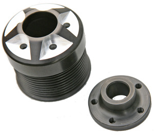 Shelby GT 500 2007-2012 10 Rib Blower Pulley Kit
