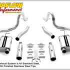 Magnaflow Cat Back System 1999-04 Mustang