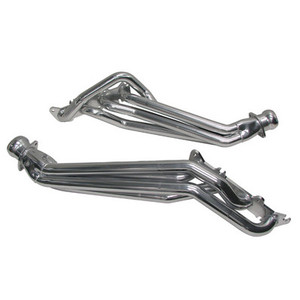 2011-13 Mustang GT 5.0 and Boss 302 Long Tube Headers Silver Ceramic Coating
