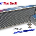 Complete Supercharger Cooling Package Shelby GT500