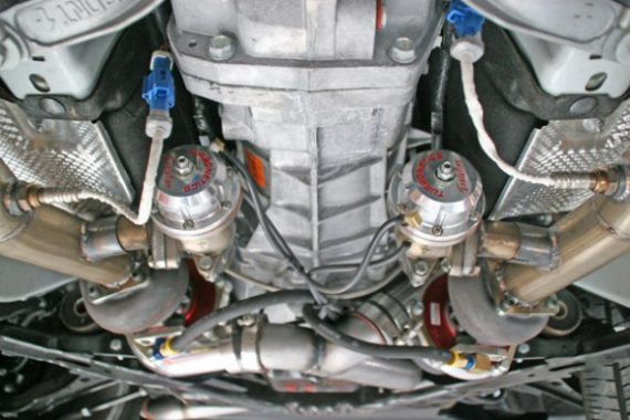 HELLION 2007-2012 FORD MUSTANG SHELBY GT500 TWIN TURBO SYSTEM