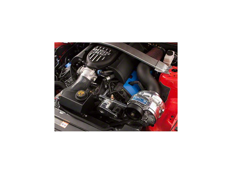2012-2013 BOSS 302 Procharger Stage II Intercooled Supercharger - Tuner Kit
